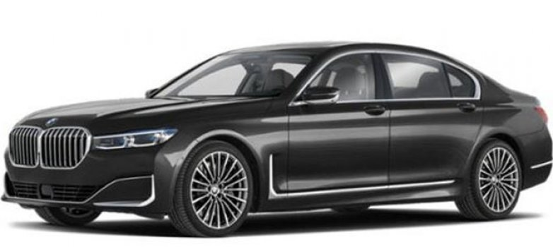 BMW 7 Series 740i xDrive 2020 Price in South Korea
