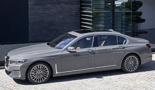 Bmw 7 Series 750li Xdrive 2020 Price In Indonesia Features And
