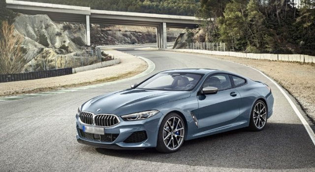 BMW 8 Series M850i xDrive Cabriolet 2019 Price in Hong Kong
