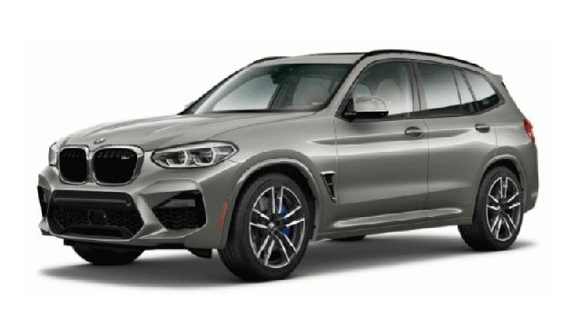 BMW X3 M 2020 Price in USA