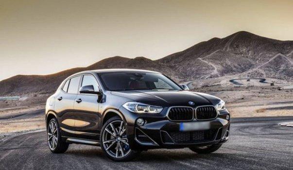 BMW X2 xDrive 28i 2019 Price in Russia