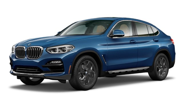 BMW X4 xDrive30i 2021 Price in China