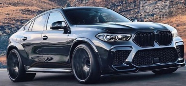 Bmw X6 M 2020 Price In Pakistan Features And Specs Ccarprice Pak
