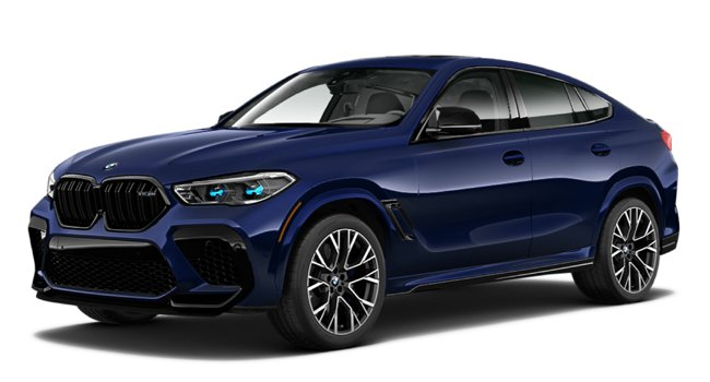 BMW X6 M 2021 Price in Vietnam