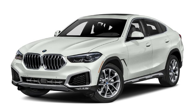 BMW X6 M50i 2021 Price in China