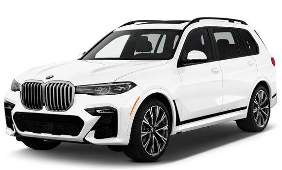BMW X7 M50i Sports Activity Vehicle 2020 Price in Bahrain