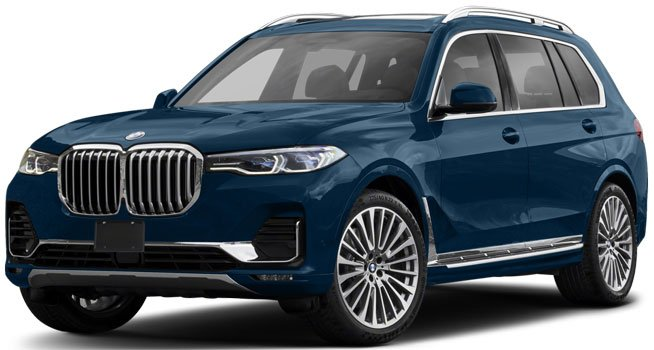 BMW X7 xDrive40i 2019 Price in Nepal