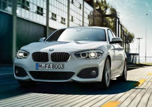 BMW 1-Series 116i Price in Netherlands