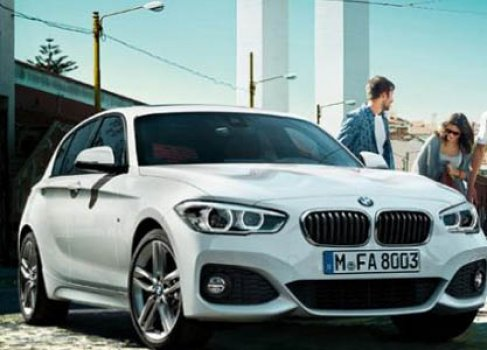 BMW 1-Series 118i Price in Sri Lanka