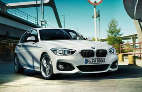BMW 1-Series 120i  Price in South Korea