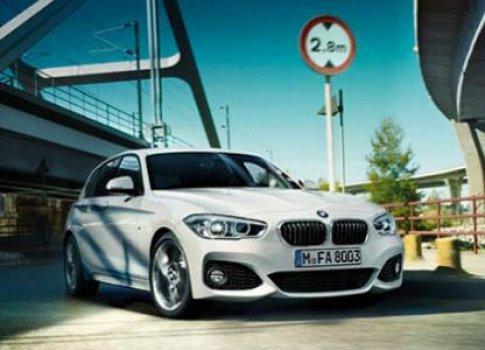 BMW 1 Series m135i xDrive Price in Macedonia