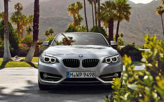 BMW 2 Series 228i Convertible Price in Spain