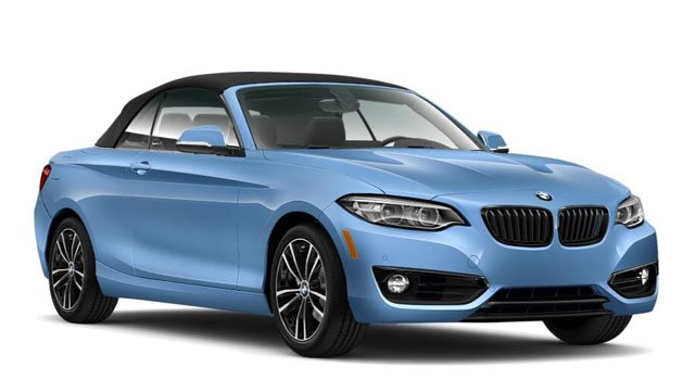 BMW 2 Series 230i Convertible 2022 Price in South Korea