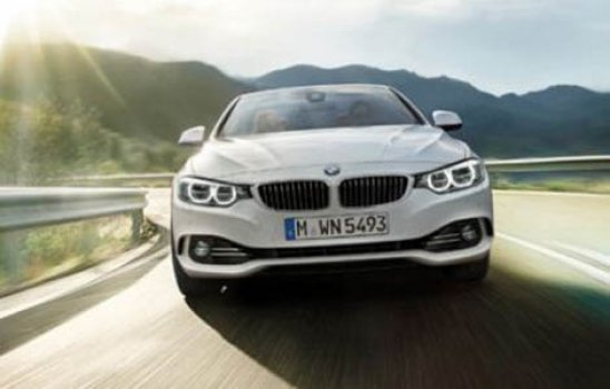 BMW 4-Series 428i Convertible Price in Spain
