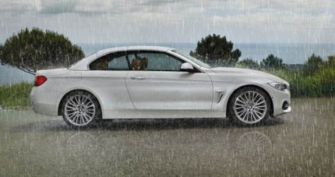 BMW 4 Series 435i Convertible  Price in China