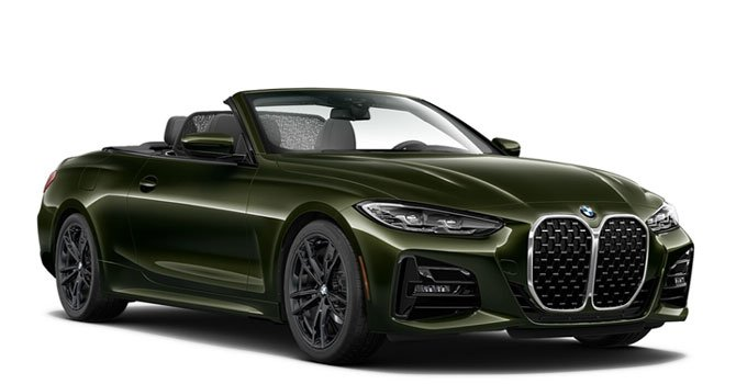 BMW 430i Convertible 2022 Price in Indonesia