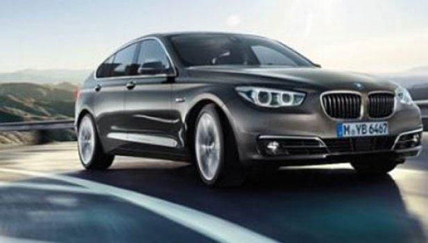 BMW 5-Series 535i GT Price in Macedonia