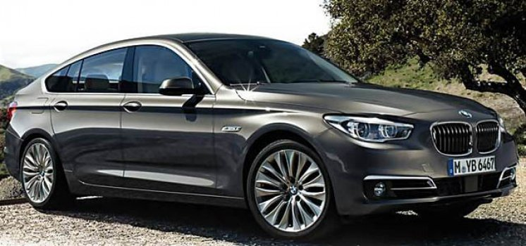BMW 5-Series 550i GT  Price in China