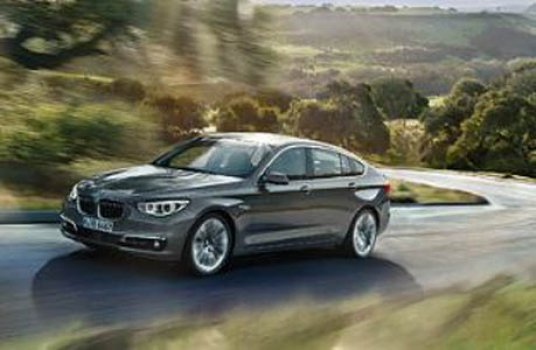 BMW 5-Series 550i GT xDrive  Price in Norway