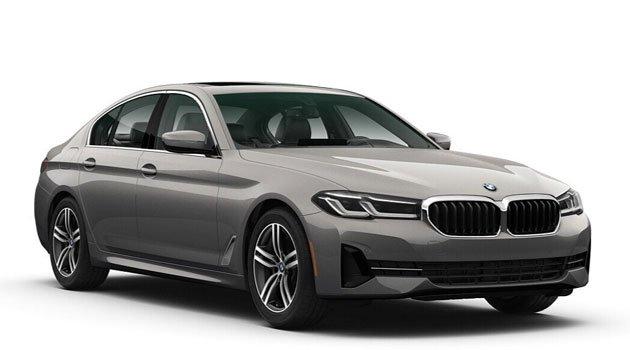 BMW 530i xDrive Sedan 2022 Price in South Korea
