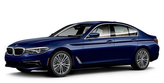 BMW 540i xDrive Sedan 2022 Price in Indonesia