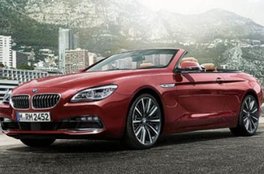 BMW 6-Series 640i Cabriolet Price in China