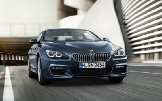 BMW 6-Series 640i Coupe  Price in China