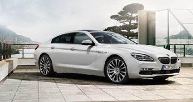 BMW 6-Series 640i Gran Coupe xDrive Price in China