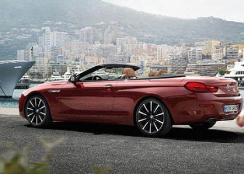 BMW 6 Series 650i Cabriolet xDrive Price in Macedonia