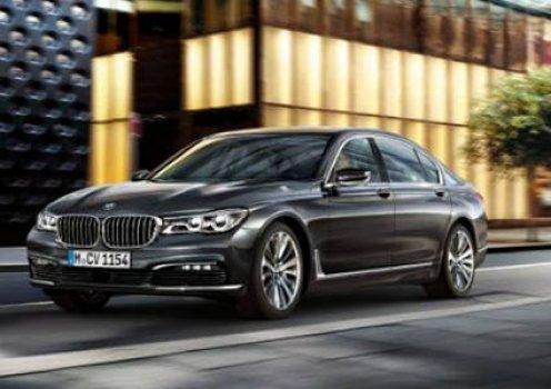 BMW 7 Series 730Li  Price in China
