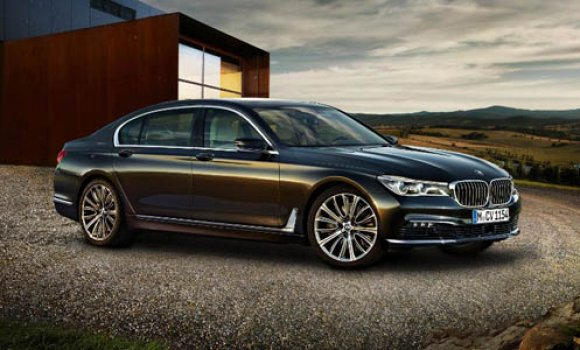 BMW 7 Series 740i  Price in Nepal