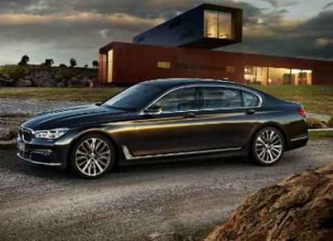 BMW 7 Series 750i  Price in Nepal