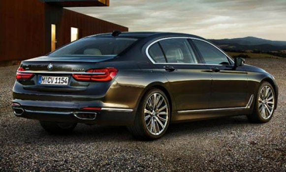 BMW 7 Series 750i xDrive  Price in Ecuador