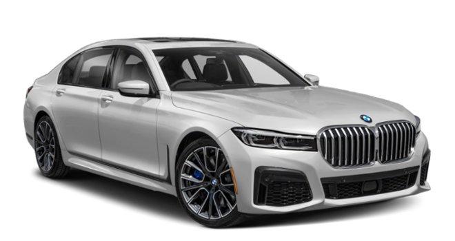BMW 750i xDrive 2022 Price in Vietnam