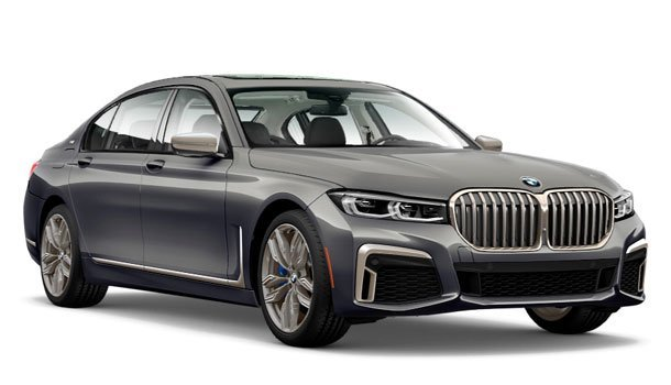 BMW 7 Series M760i xDrive 2021 Price in Europe