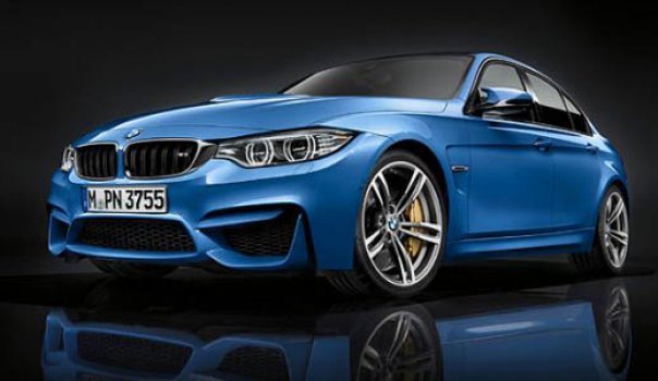 BMW M3 RWD Price in China