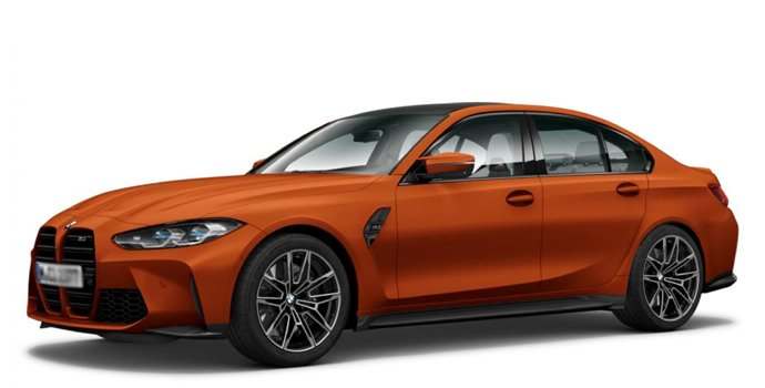 BMW M3 Competition 2021 Price in Romania
