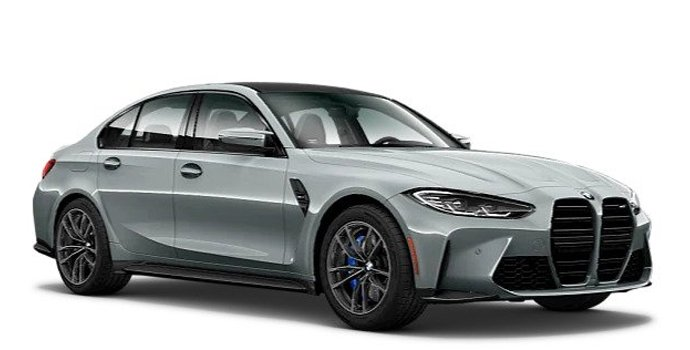 BMW M3 Competition xDrive Sedan 2022 Price in USA