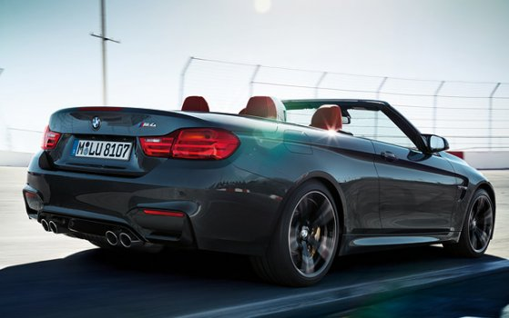 BMW M4 3.0L Convertible Price in Netherlands