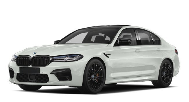 BMW M5 Competition Sedan 2022 Price in Italy