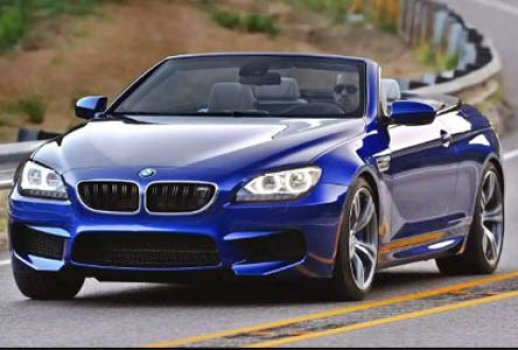 BMW M6 4.4L Cabriolet RWD  Price in Hong Kong