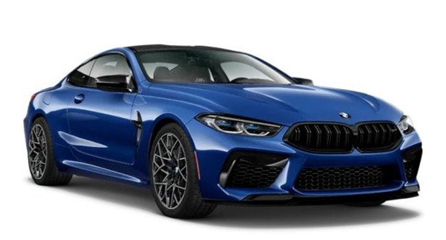 BMW M8 Competition 2021 Price in Canada