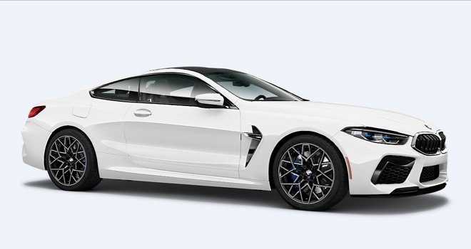 BMW M8 Competition 2022 Price in Thailand