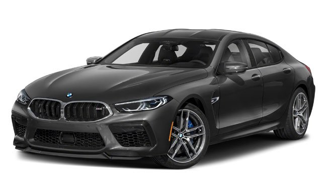 BMW M8 Competition Gran Coupe 2022 Price in South Korea