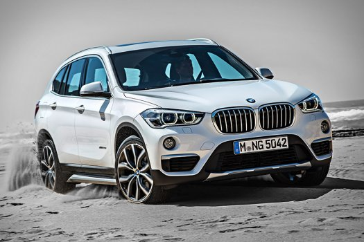 BMW X1 Price in Netherlands