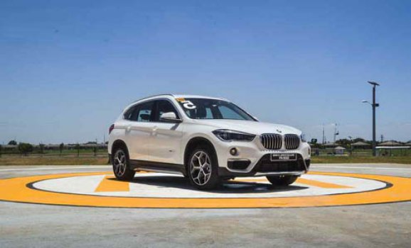BMW X1 xDrive 20d Price in Ecuador