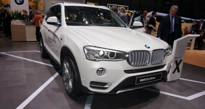BMW X3 xDrive 35i  Price in Macedonia