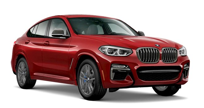 BMW X4 M40i 2021 Price in Pakistan