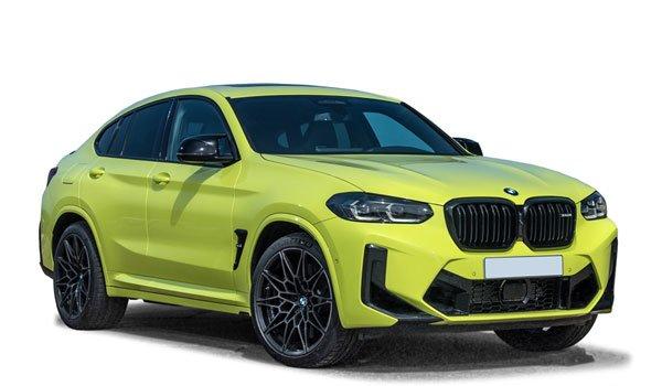 BMW X4 M 2022 Price in South Korea