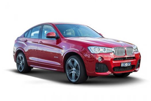 BMW X4 xDrive 20i  Price in Australia